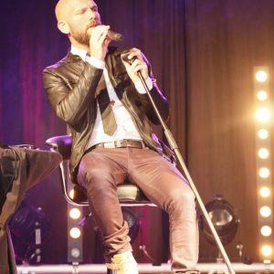 Chanteur à Nantes