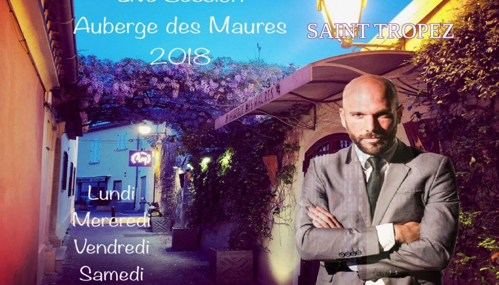 Summer 2018 St Tropez Auberge des Maures