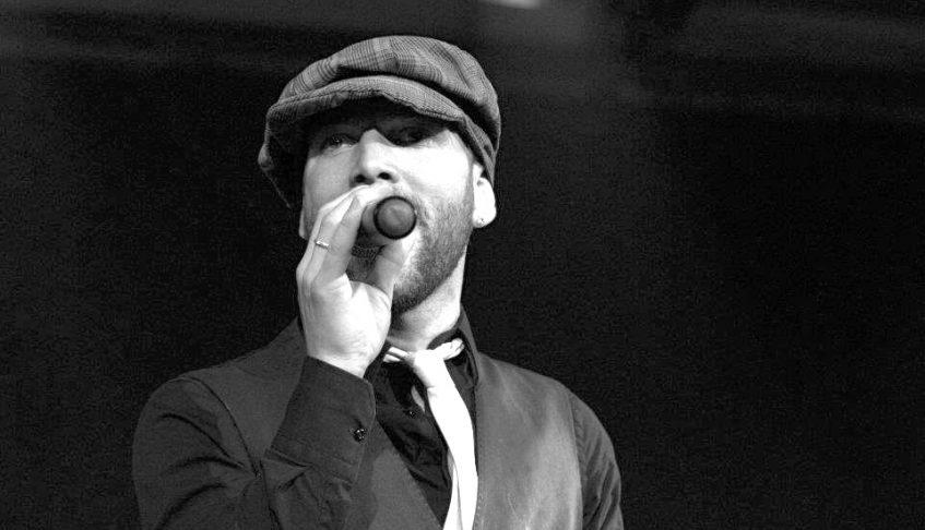 Chanteur à St Tropez