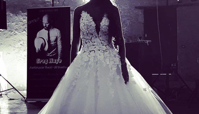 Greg Haye prestation mariage